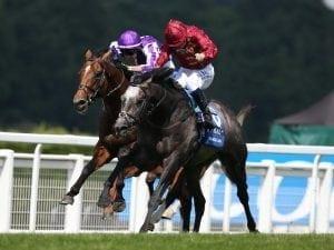Roaring Lion wins Eclipse at Sandown