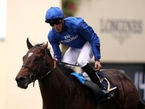 Blue Point favourite for July Cup