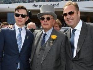 Irish Derby for O'Brien and Williams