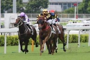 Moreira and Purton Hong Kong battle heats up