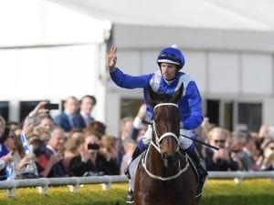 Winx marches on to post 20th Group One win