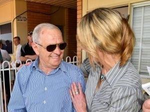 Brisbane trainer Kelso Wood died aged 72