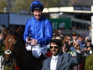Cosgrave to bid for another Godolphin Cup
