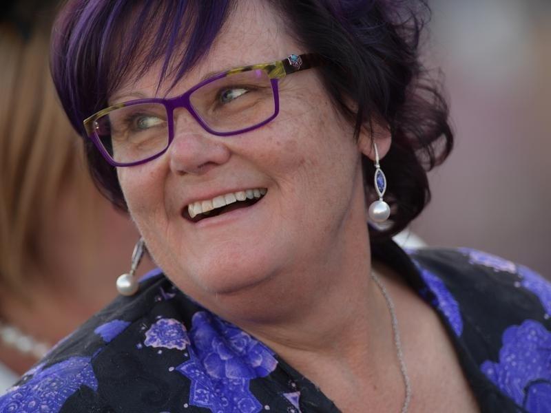 Debbie Kepitis.