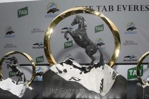 The Everest barrier draw results & updated odds