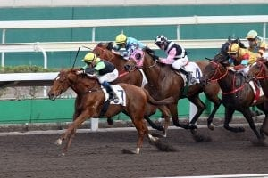 Resurgent Ho strikes another major blow with famous first four timer