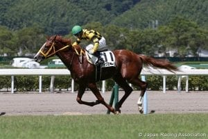 Noble Mars racing in Japan