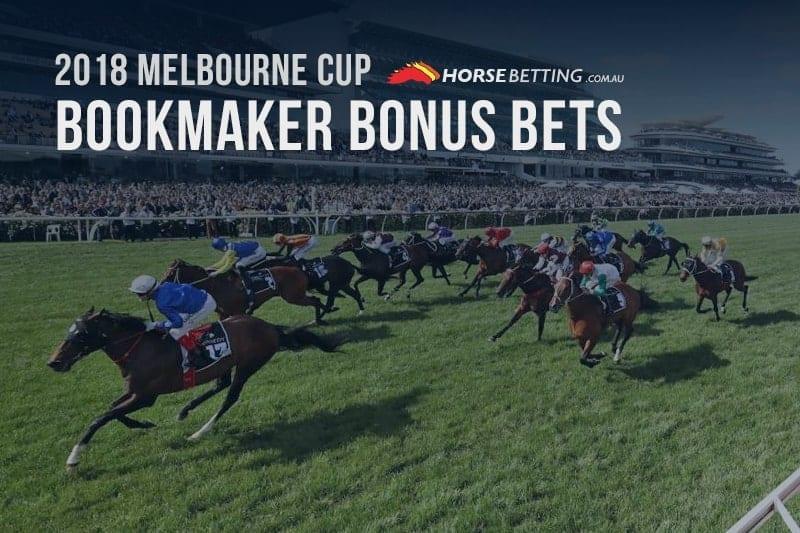 Melbourne Cup Bookie bonuses