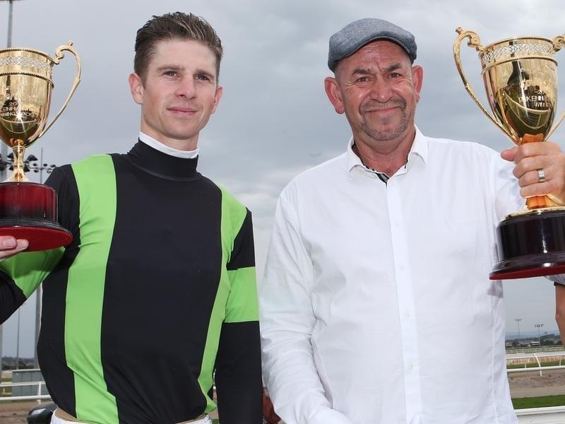 Jye McNeil and Craig Phelan.