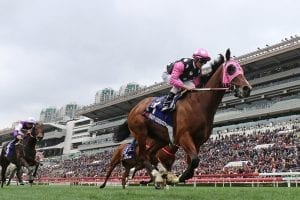 Beauty Generation steams to victory in Group 1 Queen's Silver Jubilee Cup