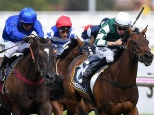Avilius completes a big day for Godolphin
