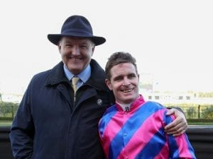 New rider for Warrior in Futurity Stakes