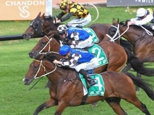 Former Weir horses in Rosehill trifecta