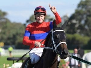 Waller pulls the right rein with Elleegant