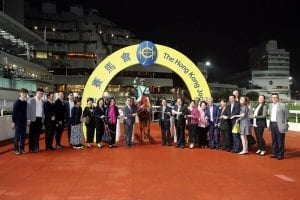 Star Luck keeps Lor's dirt track record rolling at Sha Tin