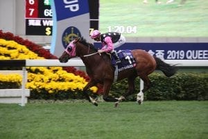 Normal brilliance for Beauty Generation in G2 Chairman's Trophy cruise