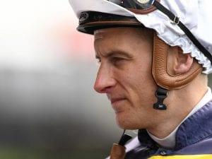 Shinn thanks rival jockey Fradd for win