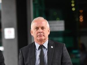 QRIC boss Ross Barnett backs organisation