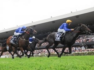 Cummings set for strong hand in G1 Sires'