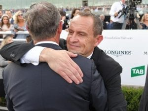 Waller farewells the horse of a lifetime