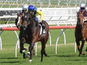 Anaheed wins Group Two Percy Sykes Stakes