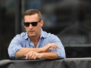 Girls day out for trainer Tony Gollan