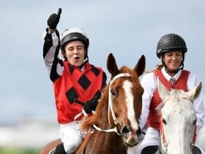 Teo stays on for strong victory at Doomben