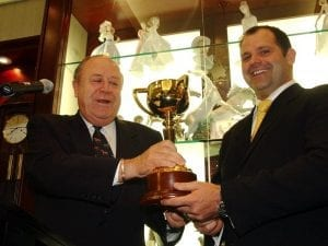 Andrew Ramsden entries chase a Cup dream