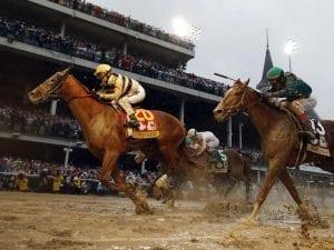 No Preakness for Kentucky Derby winner