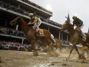 Country House wins Kentucky Derby via DQ