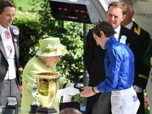Blue Point wins sprint double at Ascot