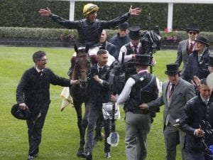 Dettori adds to Group 1 haul at Royal Ascot
