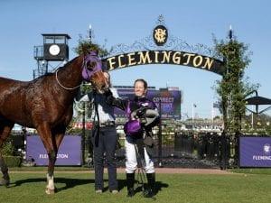 Jade Darose lands double Flemington win
