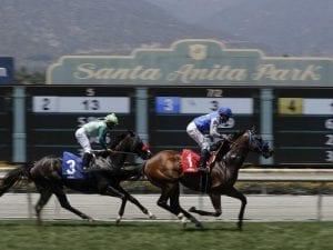 Breeders' Cup to stay at Santa Anita