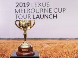 Melbourne Cup to tour 39 destinations