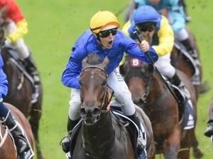 Damian Lane wins second Japan Group One