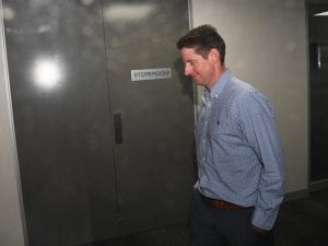 RAD Board to hear Jarrod McLean charges