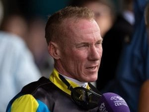 Jim Byrne hungry for another Group One win