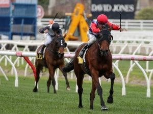 Sopressa bows out in style at Caulfield