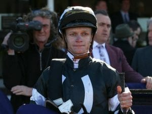 McDougall guides Carzoff to Flemington win
