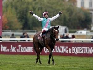 Equine Queen Enable triumphant at Sandown