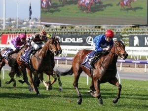 Rubisaki on target for Listed 1600m race