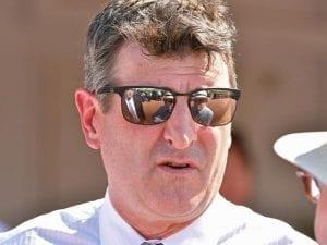 Turnbull Stakes plan for Django Freeman