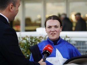 Apprentice Tahlia Hope out of hospital