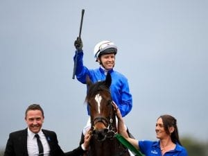 Kerrin McEvoy to ride in Coral-Eclipse