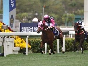 Purton ends Hong Kong season with 168 wins
