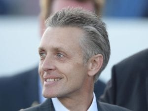 Mark Newnham follows proven path with 2YO