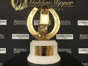 Near record entries for Golden Slipper