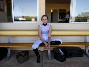 Zoe White In successful return