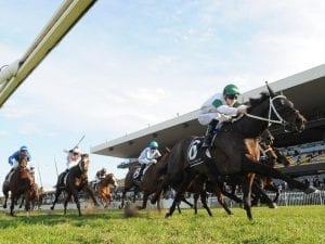 Waller takes season's final stakes race